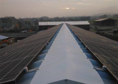 elektrownie słoneczna na bazie modułów Q-cells