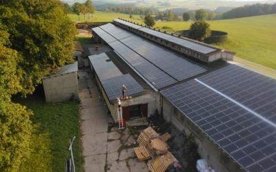 Nowoczesne gospodarstwo rolne? – ekologiczne i ekonomiczne dzięki instalacji fotowoltaicznej.
