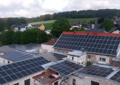 Produkcja energii ze słońca w Bydgoszczy