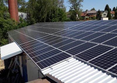 Energia słoneczna Niemcz, Zielonka, Przyłęki, Brzoza, Łochowo