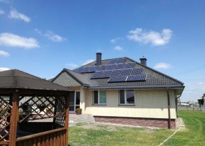 Elektrownia słoneczna w Łochowie