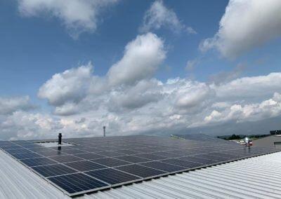 Dachowa elektrownia słoneczna