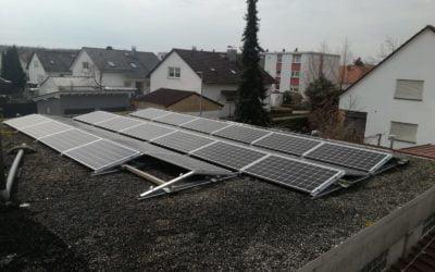 Recykling modułów słonecznych