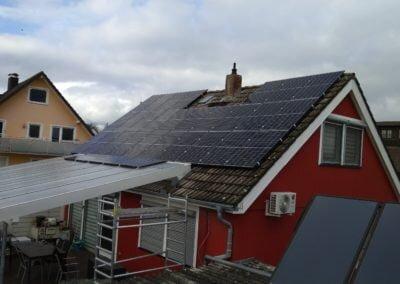 mała elektrownia słoneczna