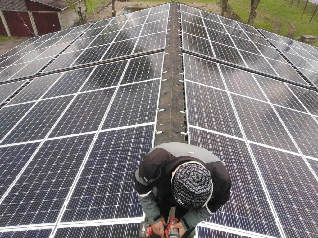 Elektrownia słoneczna Łochowo