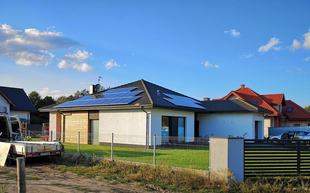 Instalacje na domach