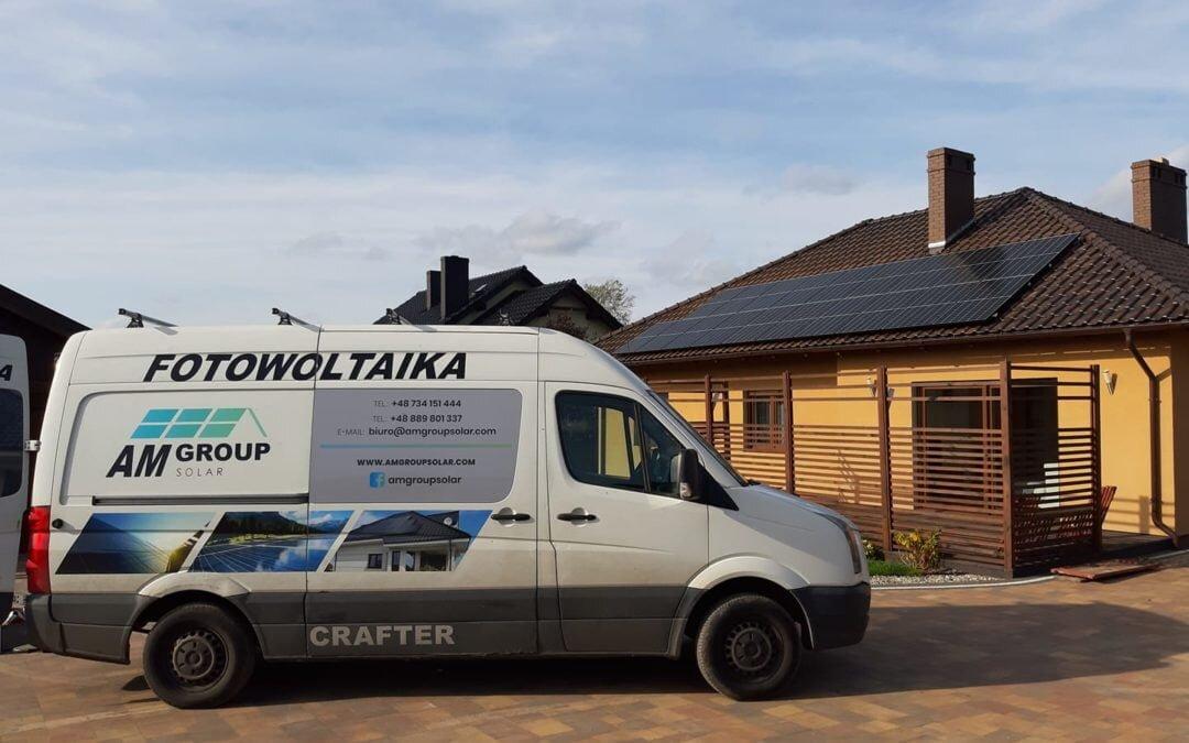 Odpowiedni dach dla instalacji fotowoltaicznej