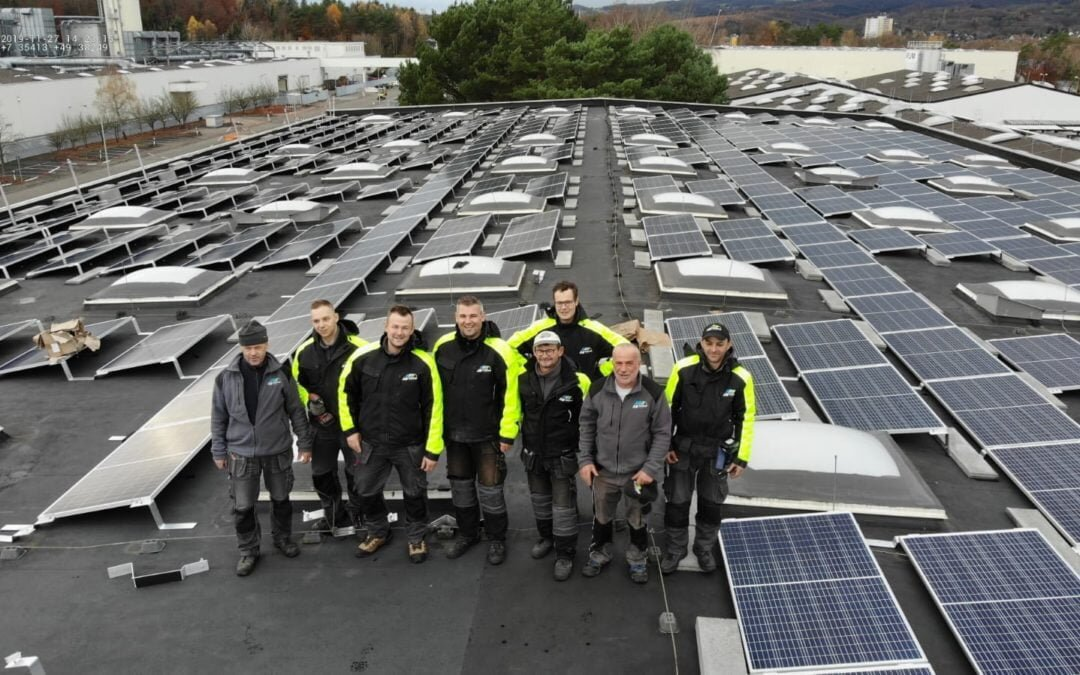 Fotowoltaika Bydgoszcz – Dlaczego z nami warto zbudować elektrownię słoneczną?