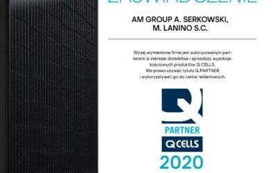Moduły Qcells Duo G6 355Wp – najwyższa jakość