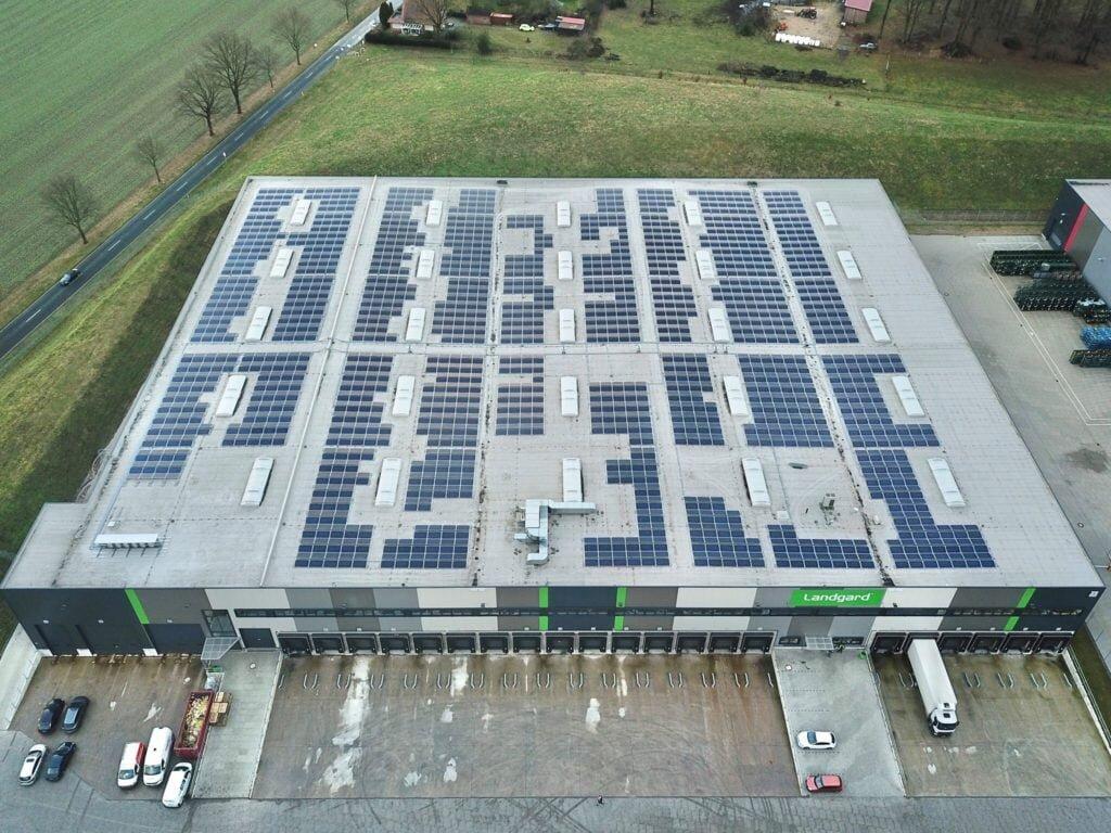 Panele fotowoltaiczne elektrownia słoneczna